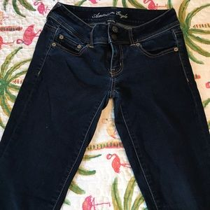 American Eagles stretch jeans